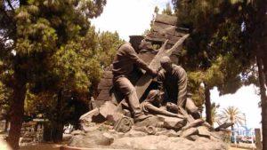 Памятник русским морякам в Мессине
