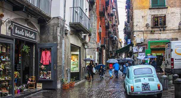 Какая погода в Италии в начале марта