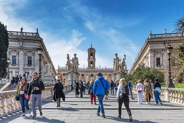 Какая погода ждет туристов в Италии в марте