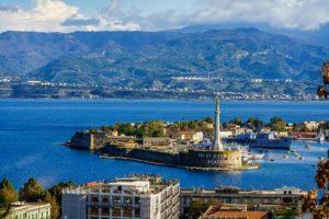 Мессина город в Италии