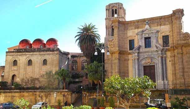 Церковь Санта Мария дель Аммиральо