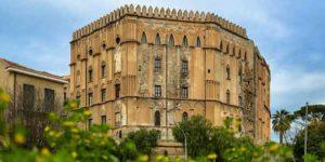 Королевская резиденция Палаццо Норманни