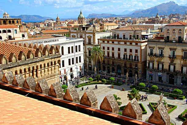 отдых в Палермо (Сицилия)
