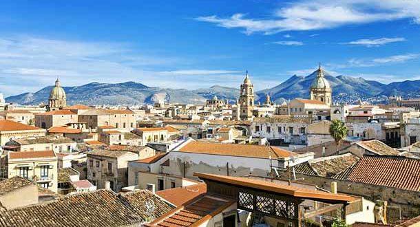 Город Палермо (Сицилия)