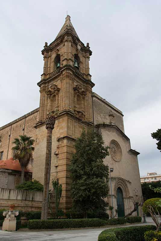Базилика Мария Сантиссима Аннунциата (Трапани)