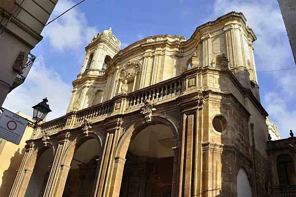 Кафедральный собор Сан-Лоренцо в Трапани