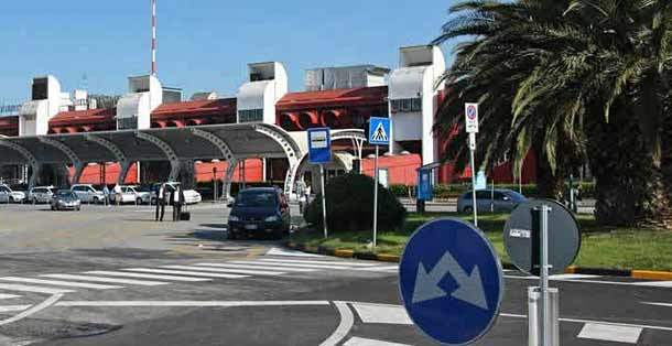 Аэропорт в Калабрии - Ламеция-Терме