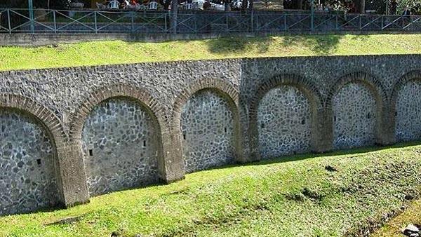 Акведук в Помпеях