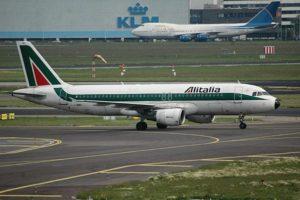 Авиакомпания «Alitalia»