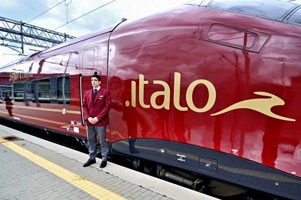 Поезд Венеция - Флоренция
