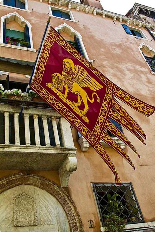 Флаг республики Венеция