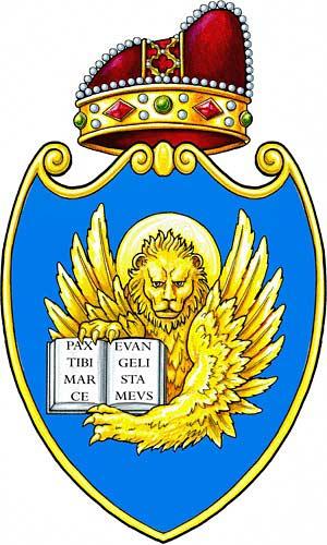 Геральдический щит Венеции