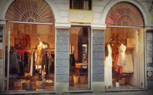 Шопинг в Милане (Италия)