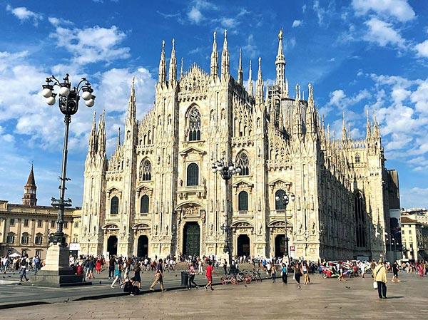 Миланский собор (Дуомо), Италия