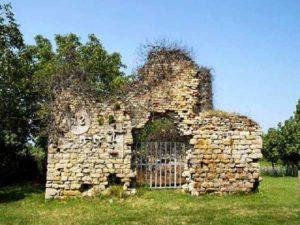 Разрушенная башня Торре Калиго