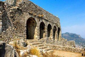 Храм Юпитера Анксурского в Террачина