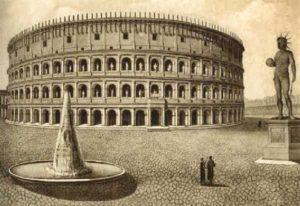 Кто построил Колизей в Риме