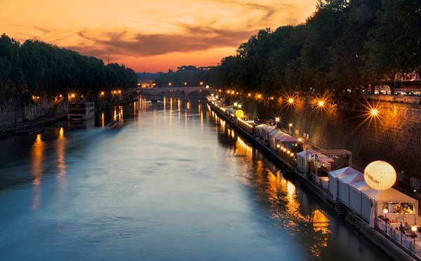 Римская река Тибр