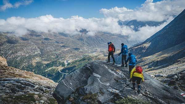 Восхождение на гору Монблан (Италия)