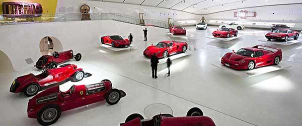 Музей в Маранелло (Италия)