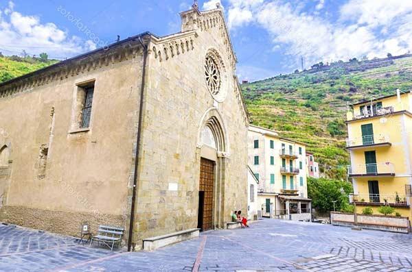 Церковь Сан-Лоренцо (Святого Лаврентия)