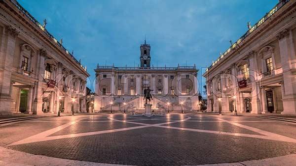 Капитолийская площадь