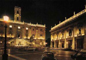 Капитолийские музеи в Риме