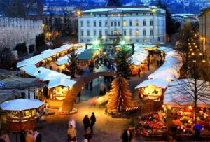 Отдых в Италии в декабре