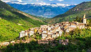 Юг Италии-Абруццо