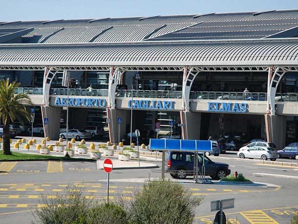 Аэропорт Кальяри Эльмас
