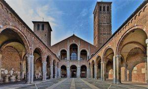 Амвросианская базилика