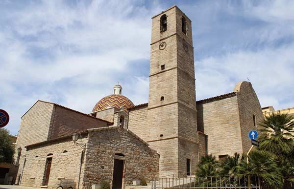 Церковь Святого Павла в Ольбии