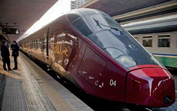 Поезд Римини Флоренция
