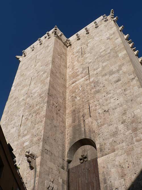 Башня слона (Торре дель Элефанте) в Кальяри