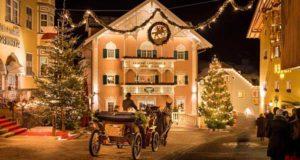 Сказочное рождество в Италии