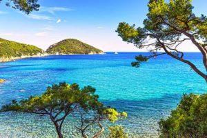 Пляжи Тосканы в Италии