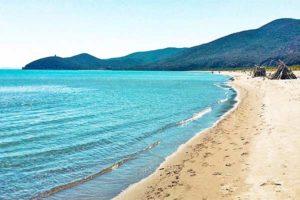 Лучшие пляжи а регионе Тоскана