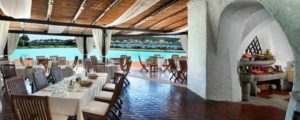Ресторан отеля Cala di Volpe