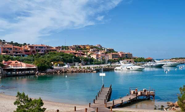 Курорт Порто Черво Сардиния