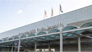 Ольбия аэропорт Коста Смеральда