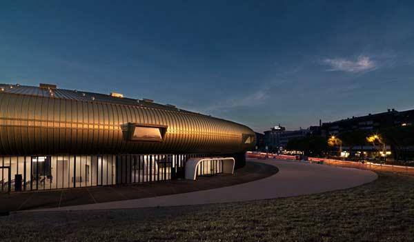 Центр современного искусства Виареджо