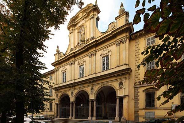 Церковь Сан-Савино