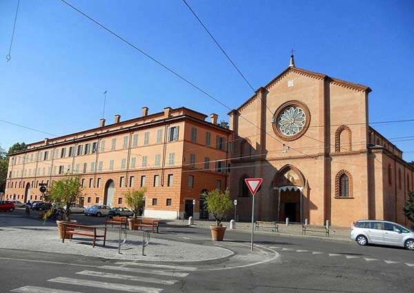 Церковь Святого Франциска в Модене
