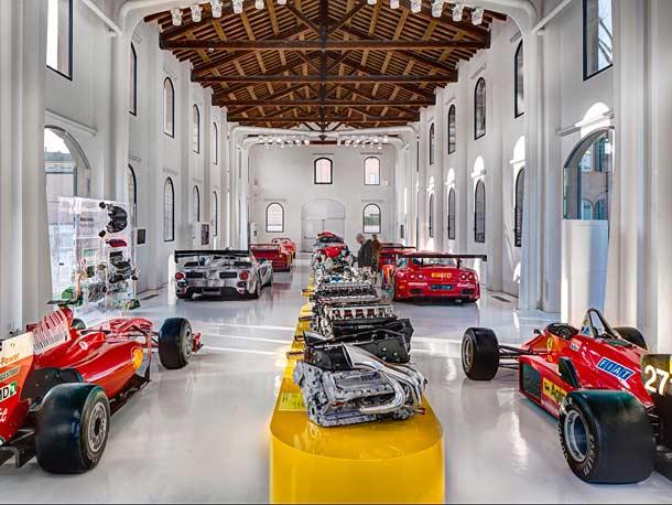 Дом-музей Энцо Феррари в Модене