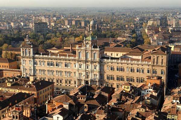 Дворец герцогов в Модене