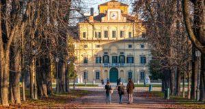 Герцогский парк в Парме
