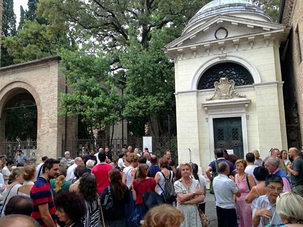 Гробница Данте