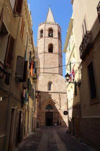 Кафедральный собор в Альгеро