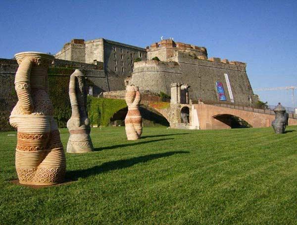 Крепость Приамар в Савоне
