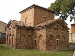 Мавзолей Галлы Плацидии в Равене